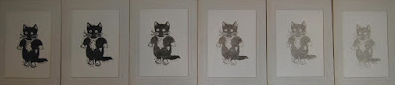 Dungeness art, Paddy Hamilton, Dungeness beach Studio 2, Gatos perditos | Lost cats