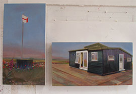 Dwelling on Dungeness                Beach, Portrait, Landscape Commission